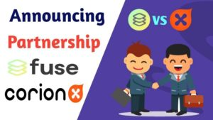CorionX and Fuse work together to bring wider adoption of Stablecoins and Decentralized Finance. CorionX IEO enters closing round, Fuse start first public liquidity sale