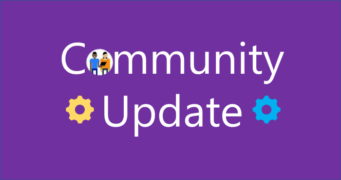 CorionX community update