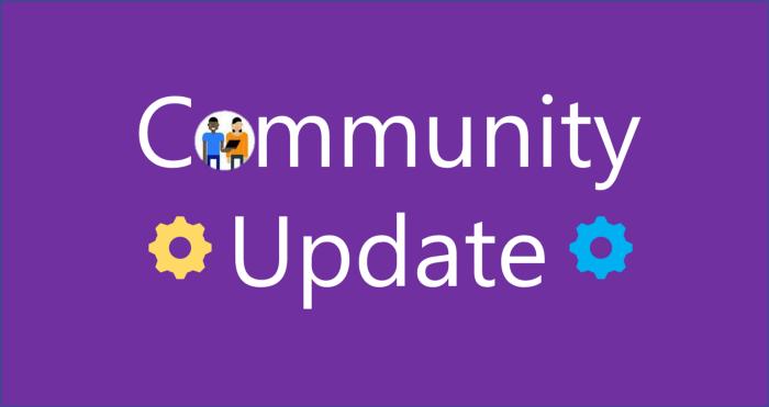 CorionX community update