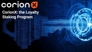 CorionX Staking Program