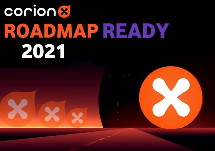 CorionX Rodmap & Community Update