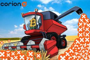 CorionX DeFi Update